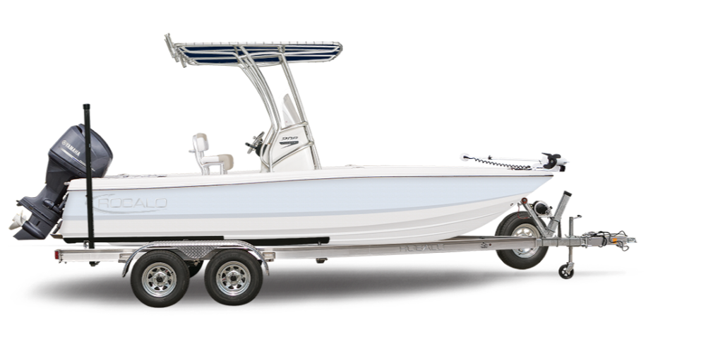 Image of a 2019 206 Cayman Bay Boat