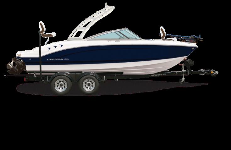 Image of a 2021 21 Ski & Fish SSi