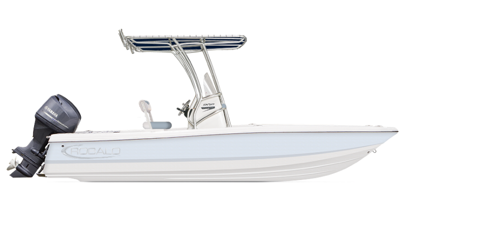 Image of a 2021 206 Cayman Bay Boat