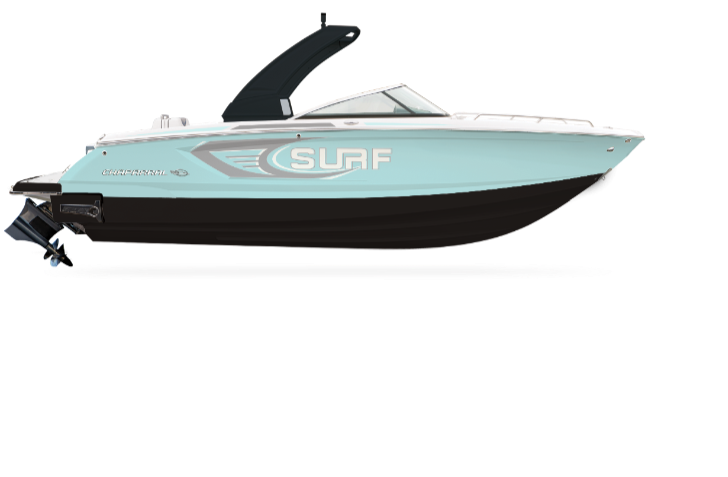 Image of a 2021 26  Surf Series