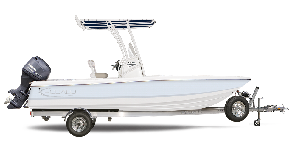 Image of a 2022 206 Cayman Bay Boat