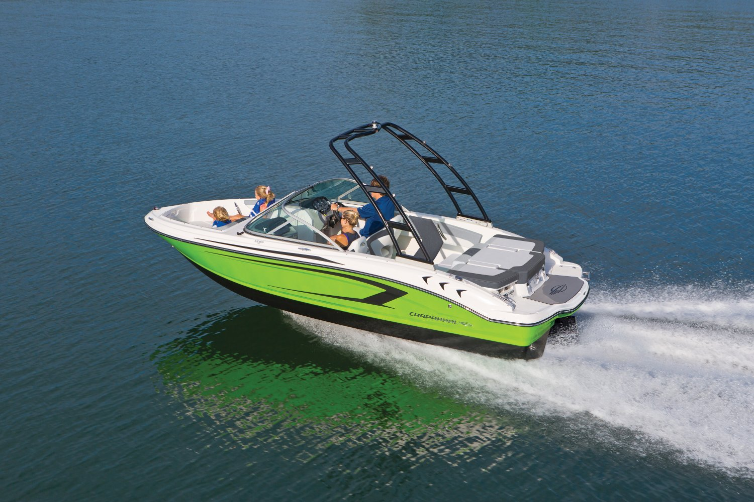 Image of a Lime Green - White 2019 19 Sport  Running