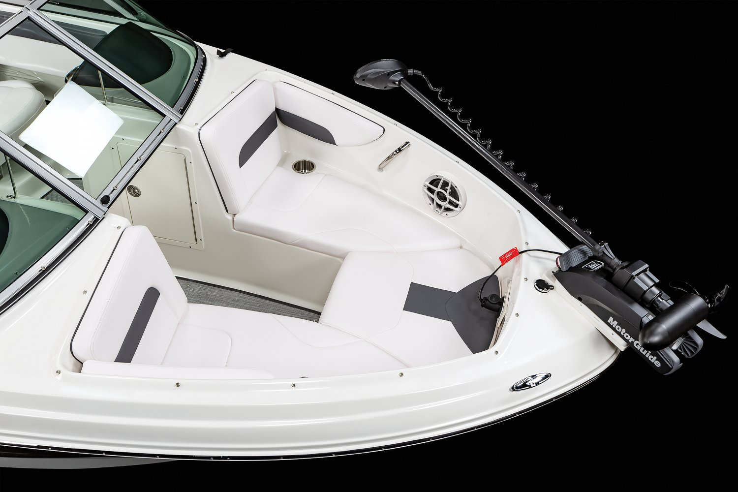 Image of a Alloy Gray Wide Band 2021 19 Ski & Fish