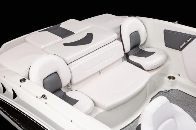 19 SSi Ski & Fish  - Jump Seats