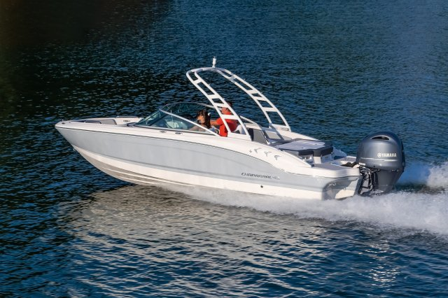 21 SSi Outboard