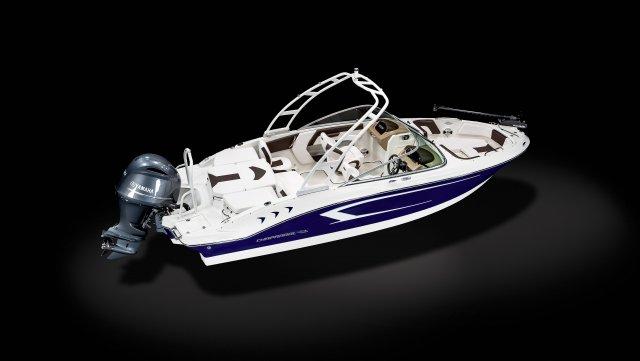 21 SSi Outboard Ski & Fish