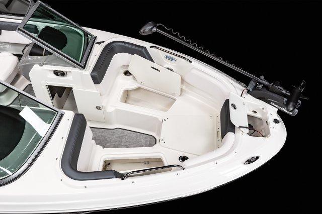 21 SSi Ski & Fish - Bow Storage