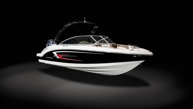 23 SSi Outboard