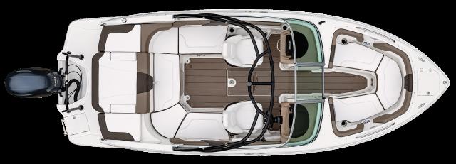 23 SSi Outboard - Overhead