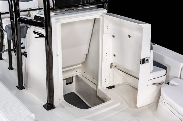 226 Cayman - Console Storage