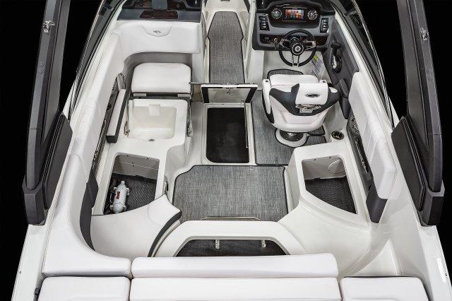 237 SSX - Cockpit Storage