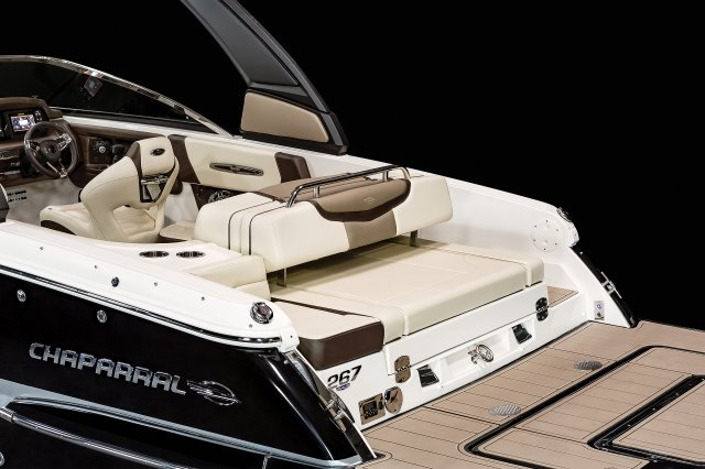 267 SSX - Aft Bench Seat