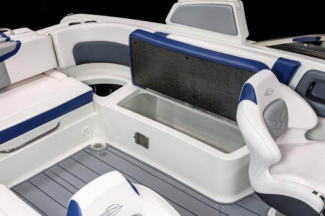 287 SSX - Cockpit Storage