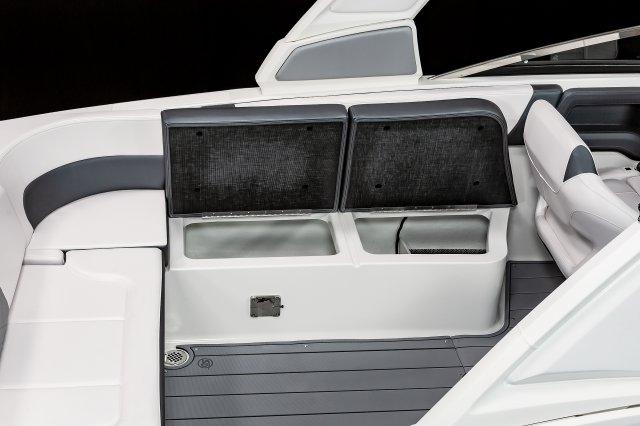 307 SSX -Cockpit Storage