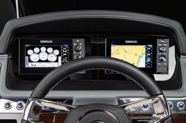 307 SSX - Dash