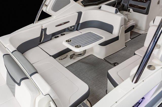 317 SSX - Cockpit Dinette