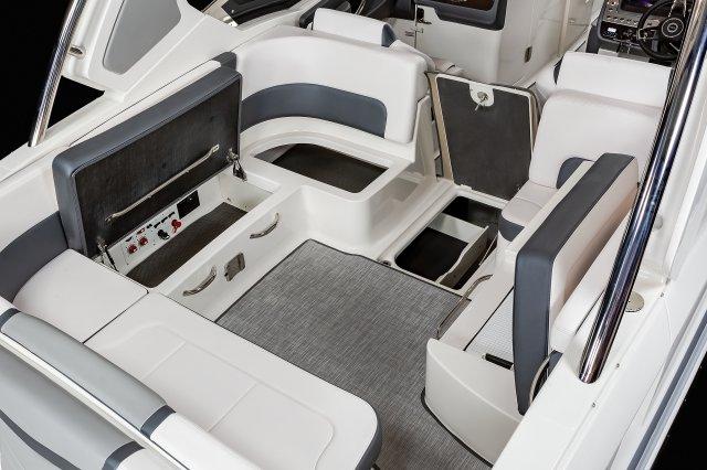 317 SSX - Cockpit Storage