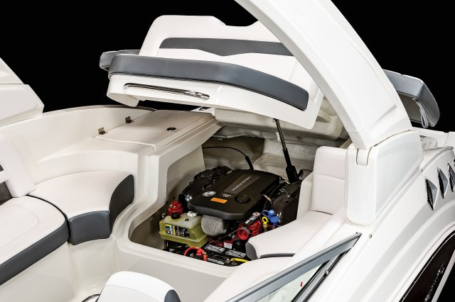 24 Surf - Engine Hatch