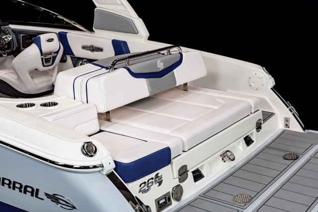 26 Surf  - Aft Double Bench Seat