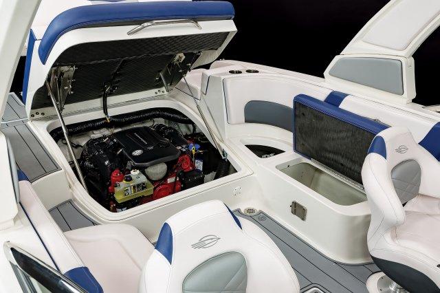 26 Surf - Cockpit Utility Access