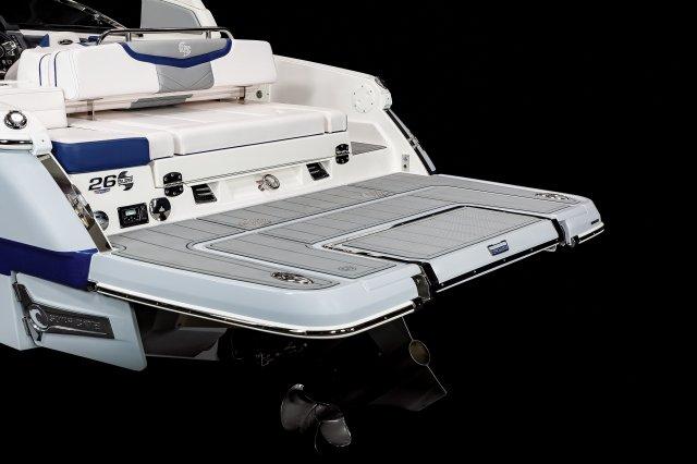 26 Surf - Infinity Power Step Platform