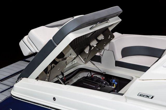 30 Surf  - Engine Hatch