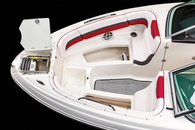 223 VR - Bow Storage
