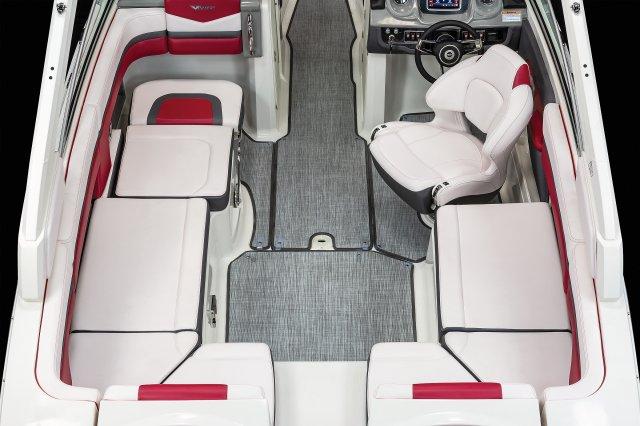 223 VR - Cockpit Seating