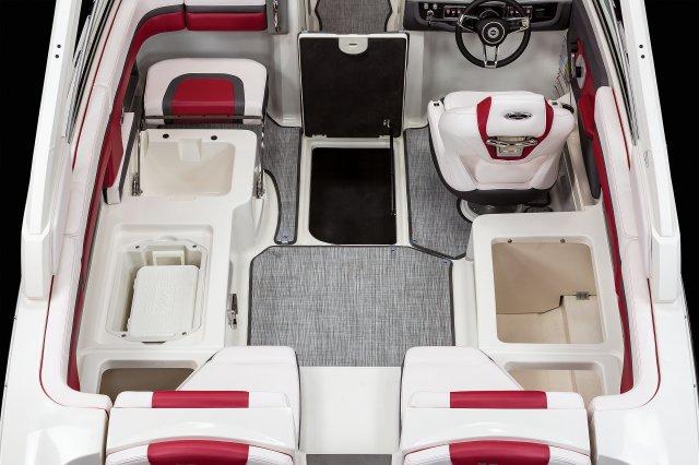 223 VR - Cockpit Storage