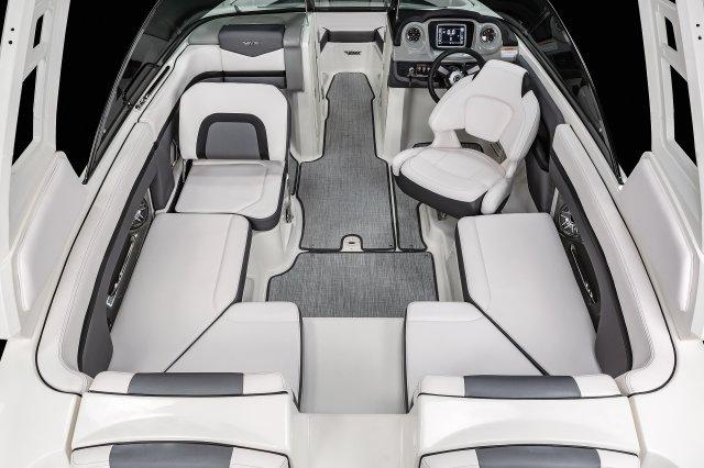 203 VRX - Cockpit Seating
