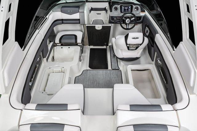 203 VRX - Cockpit Storage