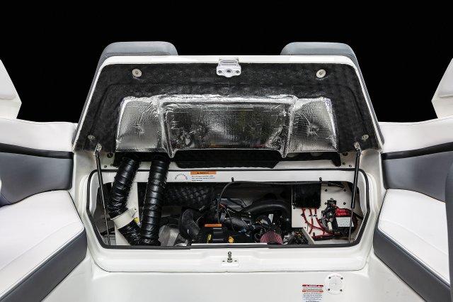 203 VRX - Engine Hatch