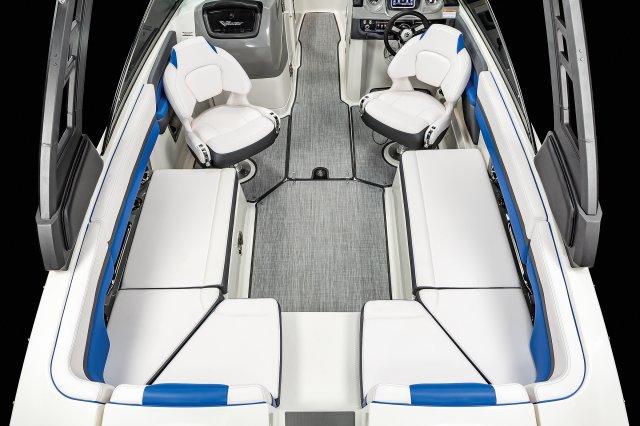 2430 Vortex VRX - Cockpit Seating