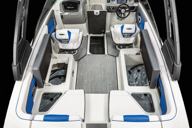 2430 VRX - Cockpit Storage