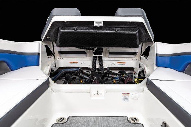 2430 VRX - Engine Hatch