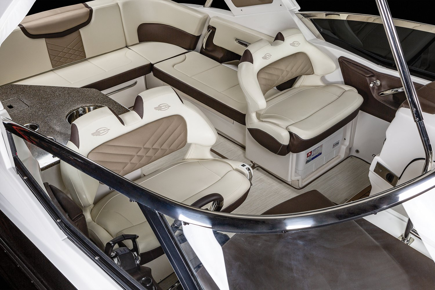 Image of a Black Sides 2021 347   Chaparral Boats. Our track record speaks for itself. Seeing Chaparral on top when it comes to performance, styling, value and innovation should come as no surprise... we've won more than 30 awards for product excellence, a feat few can claim.