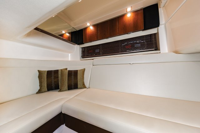 347 SSX  - Cabin Seating