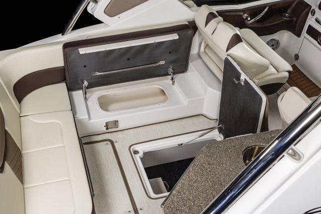 347 SSX  - Cockpit Storage