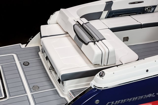 307 SSX - Aft Bench Seat